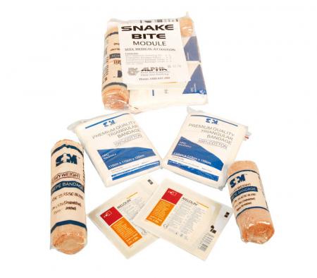 M018 Snake bit kit