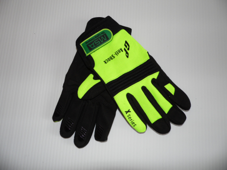 msa mechanic glove