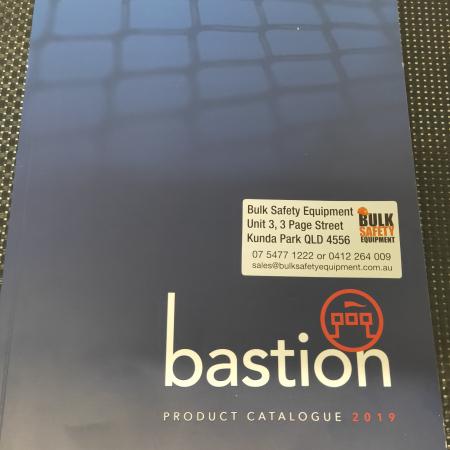 BASTION CATALOGUE